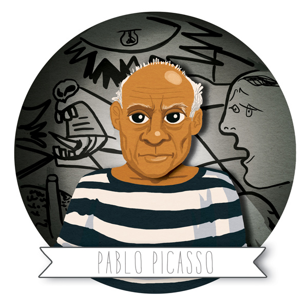 Picasso Clipart